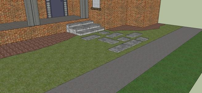 Sparks platform steps